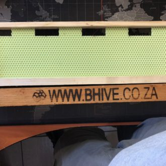 Bhive Supper Plastic Foundation Sheet