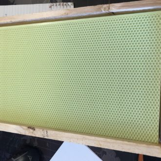 Bhive Plastic Foundation with Frame