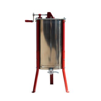 2-brood-frame-manual-honey-extractor-bhive