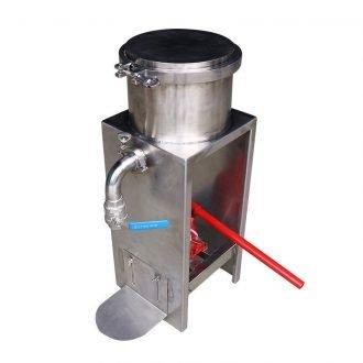 hydraulic-wax-press